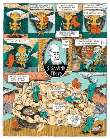 Freud, en cómic / daltitcoaching